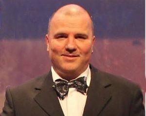 Gerry Engel ist Präsident von Radio Rotblau und Sendeleiter